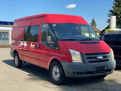 gebraucht Ford Transit 2.4 TDCi 350 L