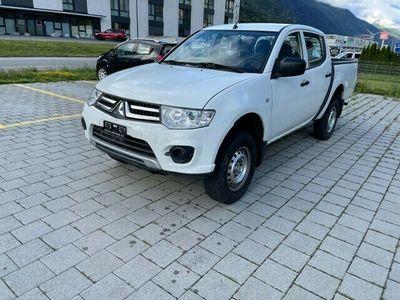 gebraucht Mitsubishi L 200 2.5 DID Invite Double Cab