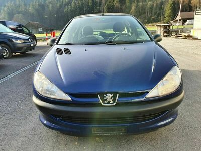 gebraucht Peugeot 206 XN