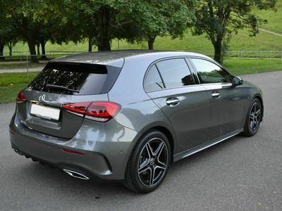 gebraucht Mercedes A250 A-KlasseAMG Line (Limousine)