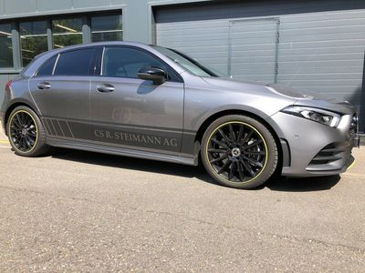 gebraucht Mercedes A250 AMG Line Edition 1
