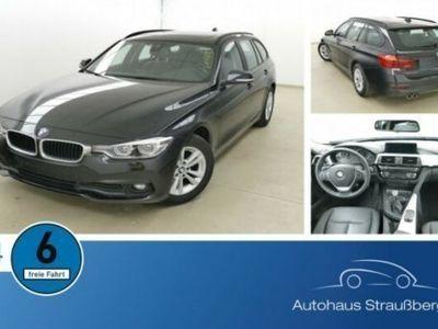 gebraucht BMW 320 d Touring NP: 62.000€ Navi Prof. LED AHK