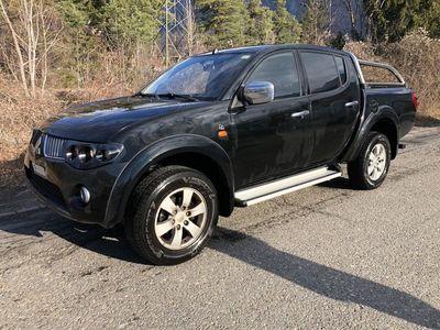 gebraucht Mitsubishi L200 Pickup 4x4, Diesel, frisch ab MFK