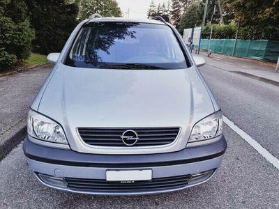 gebraucht Opel Zafira A22