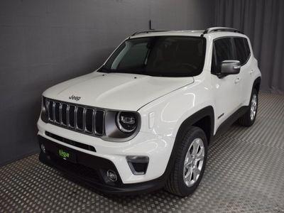 gebraucht Jeep Renegade 1.3 Turbo Limited AWD