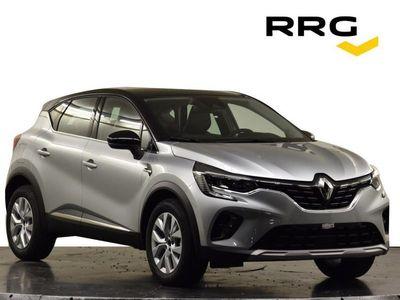 gebraucht Renault Captur 1.3 TCe Intens
