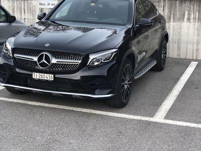 gebraucht Mercedes 250 GLC-Klasse Mercedes GLC CoupèAmg Line