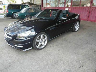 gebraucht Mercedes SLK250 BlueEffic. Cabriolet