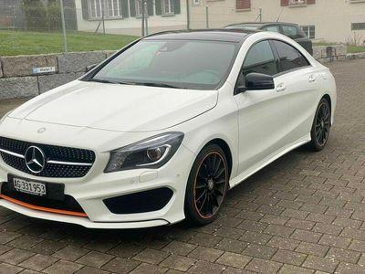 gebraucht Mercedes CLA200 CLA-KlasseAMG Line