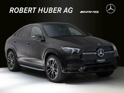 gebraucht Mercedes 400 GLE-Klasse GLE Coupé AMG Lined 4Matic 9G-Tronic