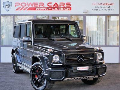 gebraucht Mercedes G63 AMG G-KlasseAMG Edition 463 Speedshift Plus 7G-Tronic