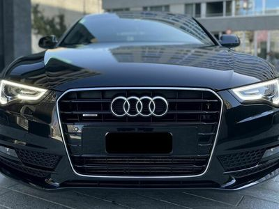 gebraucht Audi A5 Sportback 2.0 TDI quattro S-tronic