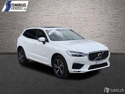 gebraucht Volvo XC60 D5 AWD R-Design