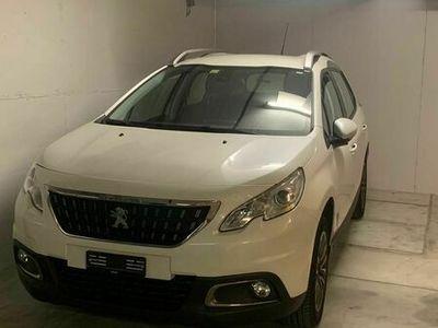 gebraucht Peugeot 2008 2008 Verkaufe1.2