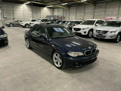 gebraucht BMW 318 Cabriolet  Ci