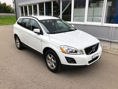 gebraucht Volvo XC60 2.4D AWD Kinetic Geartronic