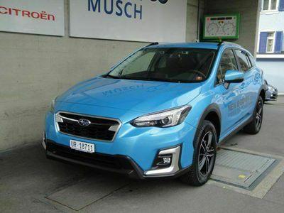 gebraucht Subaru XV 2.0 e-Boxer Swiss Plus AWD Lineartronic