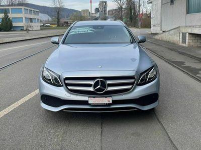 gebraucht Mercedes E220 E-Klasse E 220 d Avantgarde 9G-Tronic E-KlasseAvantgarde 9G-Tronic