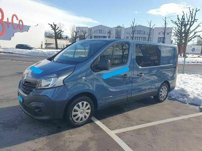 gebraucht Renault Trafic MFK noch 2 Jahre gültig