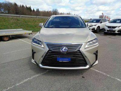 gebraucht Lexus RX450h RX 450h excellenceexcellence