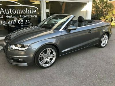 gebraucht Audi A3 Cabriolet  2.0 TDI Ambition S-tronic