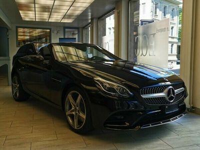 gebraucht Mercedes 200 SLCAMG Line 9G-Tronic
