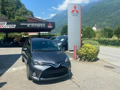 gebraucht Toyota Yaris 1.5 VVT-i Hybrid Swiss Trend e-CVT