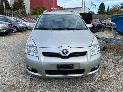 gebraucht Toyota Corolla Verso 1.8 Linea Luna