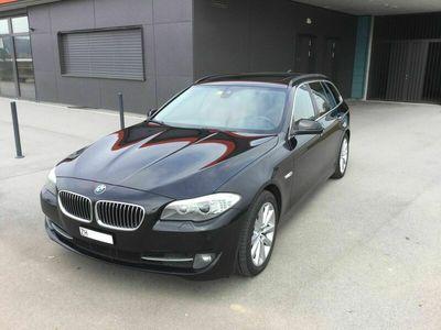gebraucht BMW 535 5er 535d xDrive Touring Steptronic 5er d xDrive Touring Steptronic