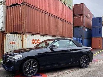 gebraucht BMW 220 Cabrio