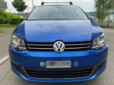gebraucht VW Sharan 2.0 TDI BMT Allstar DSG