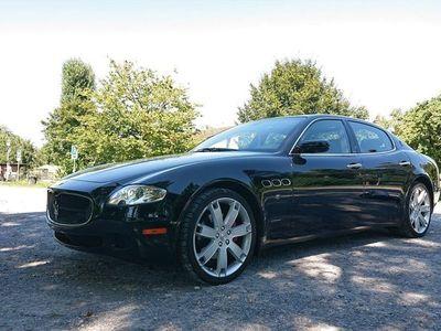 gebraucht Maserati Quattroporte Quattroporte Limited Edition -4.2 V8 Duoselect