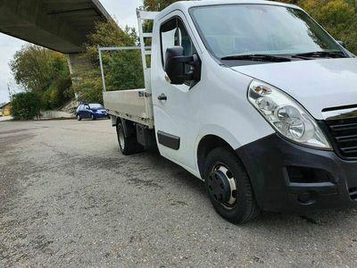 gebraucht Opel Movano 2.3 CDTI 3.5t L2H1 DB / roues jumelées