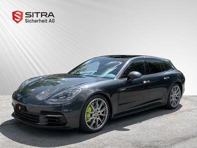 gebraucht Porsche Panamera 4 E-Hybrid Sport Turismo PDK