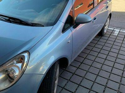 gebraucht Opel Corsa D Preis Verhandelbar