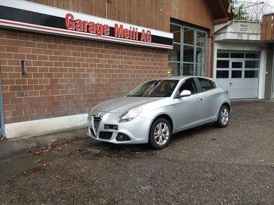 gebraucht Alfa Romeo Giulietta 1.4 MultiAir Distinctive TCT