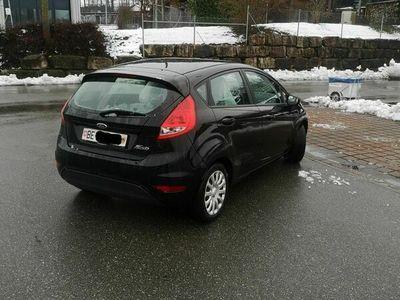 gebraucht Ford Fiesta Fiesta 1.25 Bj2012 99`000KM Frisch Mfk1.25 Bj2012 99`000KM Frisch Mfk