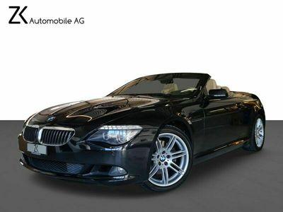 gebraucht BMW 650 6er i Steptronic M-Sportpaket