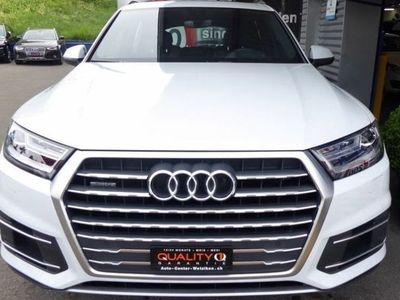 gebraucht Audi Q7 3.0 TDi quattro S line
