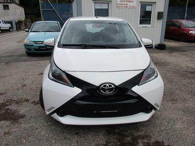 gebraucht Toyota Aygo 1.0 VVT-i x