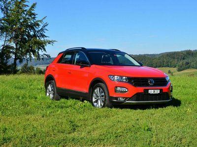 gebraucht VW T-Roc 1.5 TSI EVO Advance DSG (SUV / Geländewagen)