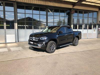 gebraucht Mercedes X350 X-Klass Doppel Cab.d 4MATIC Power A