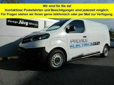 gebraucht Toyota Proace EV 75kWh M Active