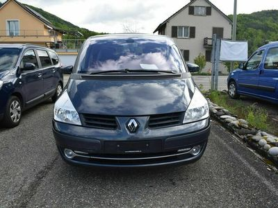 gebraucht Renault Espace 2.0 Turbo Dynamique