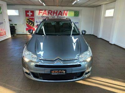 gebraucht Citroën C5 Tourer 2.0 HDi Dynamique+ Automatic