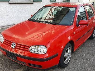 gebraucht VW Golf IV 1.6 Benzin 1999