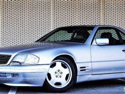 gebraucht Mercedes SL500 Automatic 111'000km 07.1998