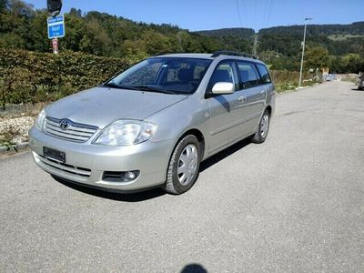 gebraucht Toyota Corolla Wagon 1.6 Linea Terra