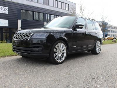 gebraucht Land Rover Range Rover 5.0 V8 S/C AB Automatic Autobiography