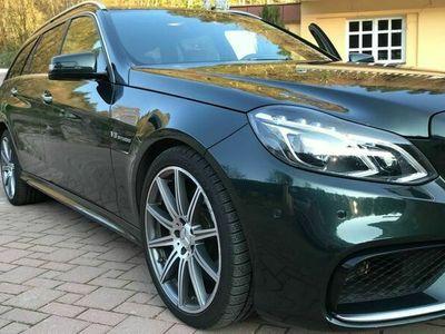 gebraucht Mercedes E63 AMG 4Matic Speedshift